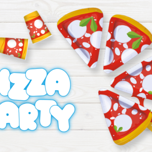 Festa a Tema Pizza Party