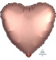 pallone-cuore-rosa-antico-satinato