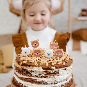 Festa a tema Orso