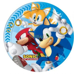 Festa a tema Sonic