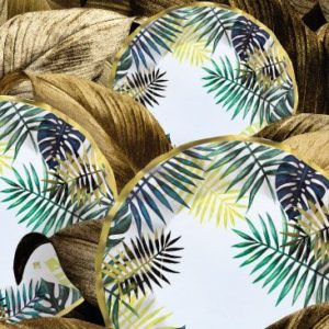 Festa a tema Tropical
