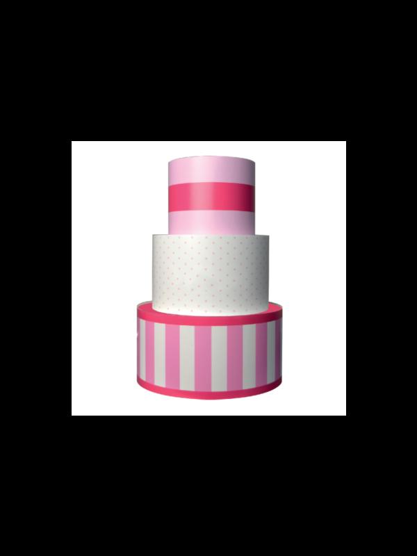 torte in polistirolo