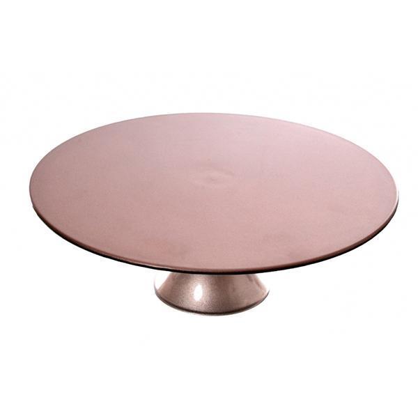 alzatina rosa gold