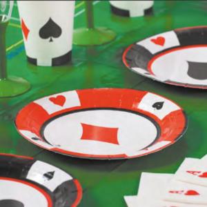 Festa a Tema Poker
