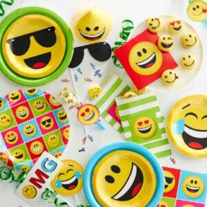Festa a Tema Emoticon