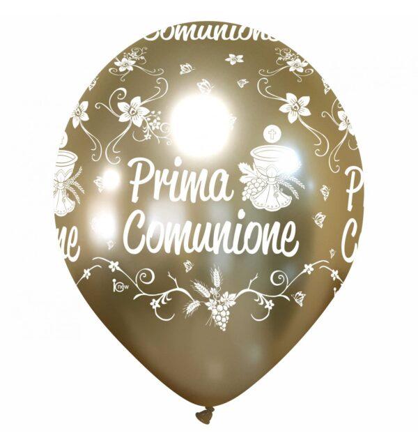 palloncino-chrome-oro-12-inch