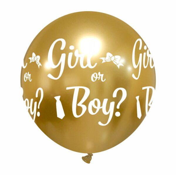 girl or boy oro