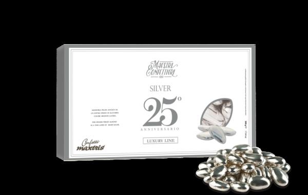 confetti-alla-mandorla-argento-incartati